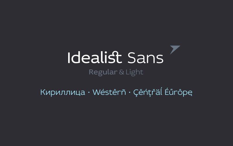 Idealist Sans